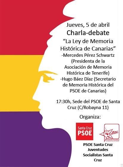 memoria histórica en Canarias