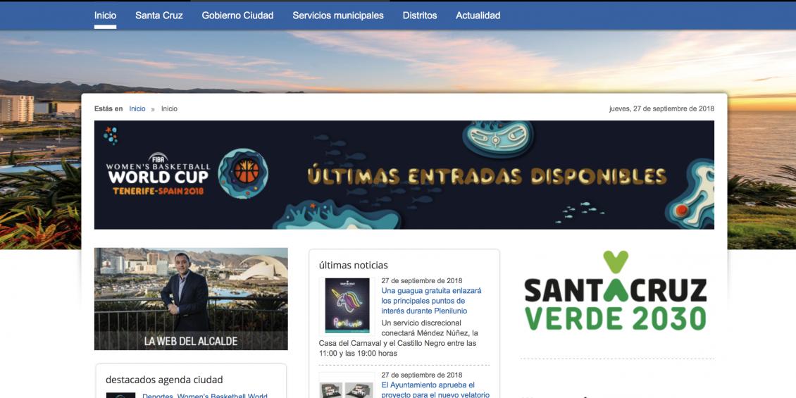 El PSOE propone fomentar la transparencia en la web municipal