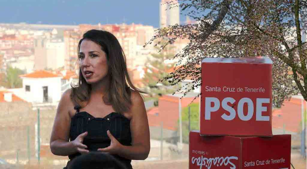 Patricia Hernández Candidata