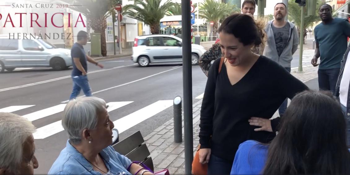 Patricia Hernández recorre Cuatro Torres y El Cabo