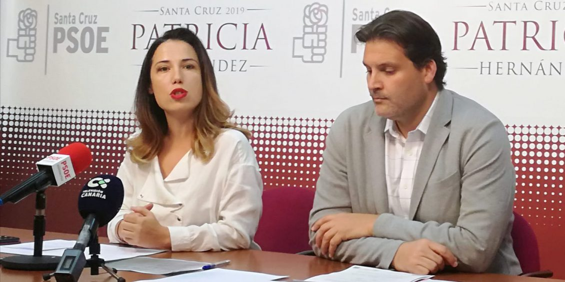 RP_Patricia Hernández en rueda de prensa sobre gasto extraordinario de limpieza