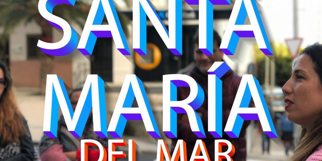 Patricia Hernández recorre Santa María