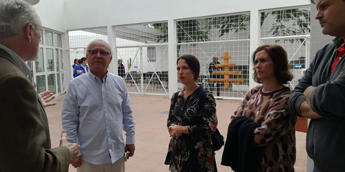 Patricia Hernández en AFATE