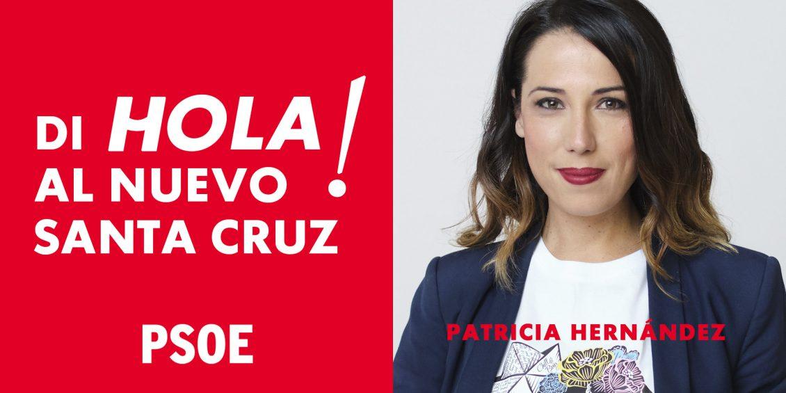 Patricia Hernández Santa Cruz 2019