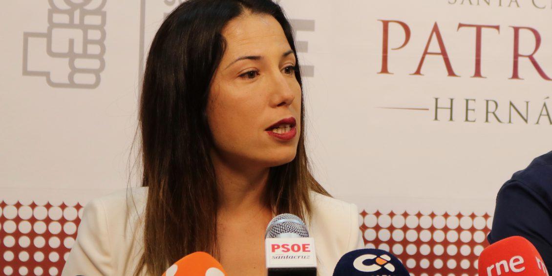 Patricia Hernández Santa Cruz